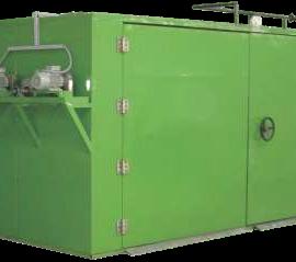 Cashew Drying Kiln Machine