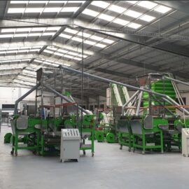 Automatic cashew processing plant 25 TPD